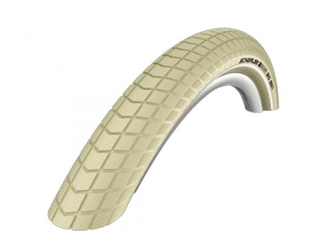 "Padanga 26"" Schwalbe Big Ben HS 439, Active Wired 55-559 Creme-Reflex"