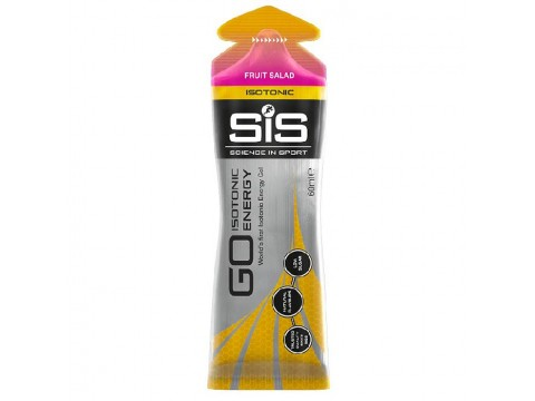 Energinis gelis SIS Go Isotonic Energy FruitSalad 60ml