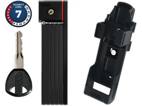 Spyna Abus Folding uGrip Bordo 5700/80 black