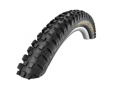 "Padanga 27.5"" Schwalbe Magic Mary HS 447, Evo Wired 64-584 Black"