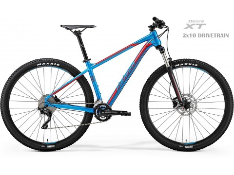 Dviratis Merida BIG.NINE 300 2018 blue