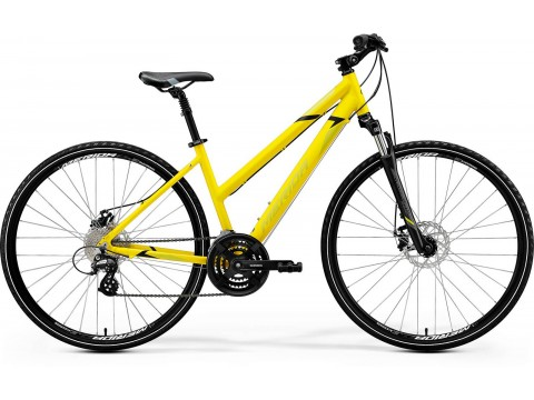 Dviratis Merida CROSSWAY 15-MD Lady 2020 silk bright yellow