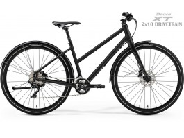 Dviratis Merida CROSSWAY URBAN XT-Edition Lady 2019