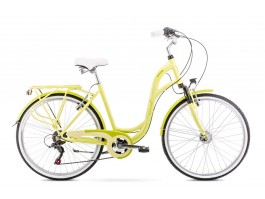 "Dviratis Romet Symfonia 26"" 1 2020 light-green"