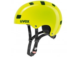 Šalmas Uvex HLMT 5 Bike lime