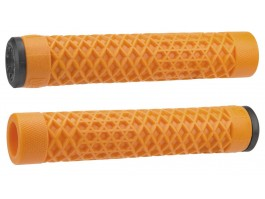 Vairo rankenėlės ODI Cult/Vans BMX Grip (Flangeless) 143mm Single-Ply Orange