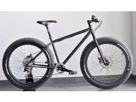 Dviratis FAT BIKE First 2016