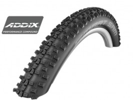 "Padanga 27.5"" Schwalbe Smart Sam HS 476, Perf Wired 60-584 Addix"