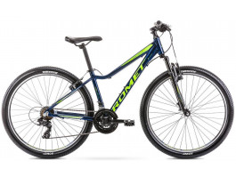 "Dviratis Romet Jolene 7.0 LTD 27.5"" 2021 dark blue"