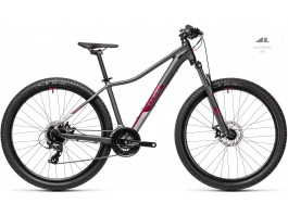 Dviratis Cube Access WS 27.5 grey'n'berry 2021