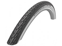 "Padanga 28"" Schwalbe Road Cruiser HS 484, Active Wired 42-622 GreenCompound Whitewall"