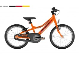 Dviratis PUKY ZLX 18-1 Alu F racing orange with freewheel