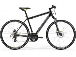 Dviratis Merida CROSSWAY 15-MD 2019 metallic black
