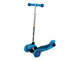 Paspirtukas Kidz Motion Rapid blue