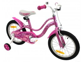 "Dviratis Magic Bike Pinki 16"" 2019 pink pink"