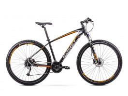 Dviratis Romet Rambler R9.3 2019 graphite-orange