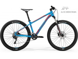 Dviratis Merida BIG.SEVEN 300 2018 blue