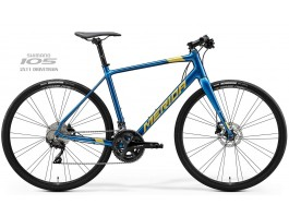 Dviratis Merida SPEEDER 400 2020 silk ocean blue