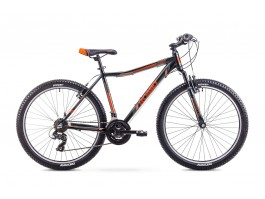 "Dviratis Romet Rambler 26"" JR 2018 black-orange"