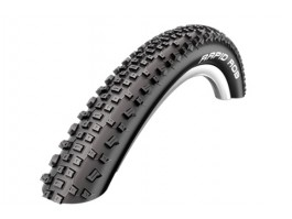 "Padanga 29"" Schwalbe Rapid Rob HS 391, Active Wired 54-622 Black"