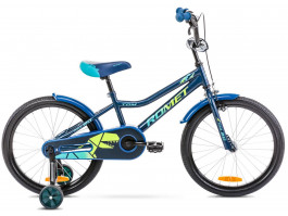 "Dviratis Romet Tom 20"" 2021 blue-green"