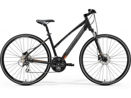 Dviratis Merida CROSSWAY 20-D Lady 2019 matt black