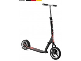 Paspirtukas PUKY Speedus Two black red