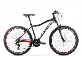Dviratis Romet Rambler R6.0 JR 2019 black-red
