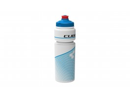 "Gertuvė Cube Icon Teamline 750ml white""n""blue"