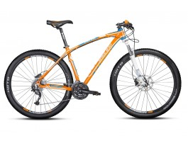 "Dviratis Karbon Spike B30 29"" 2016 orange"