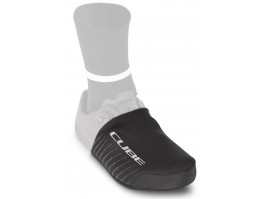 Antbačiai Cube Toe Warmers black