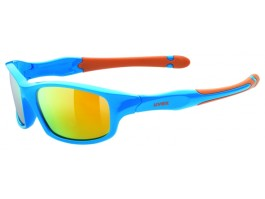 Akiniai Uvex Sportstyle 507 blue orange