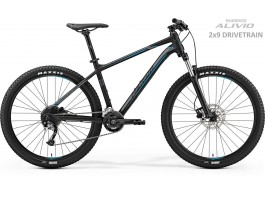 Dviratis Merida BIG.SEVEN 200 2019 matt black