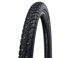 "Padanga 27.5"" Schwalbe Winter HS 396, Active Wired 50-584 Reflex"