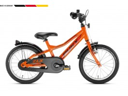 Dviratis PUKY ZLX 16-1 Alu racing orange