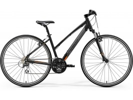 Dviratis Merida CROSSWAY 20-V Lady 2019 matt black