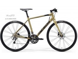 Dviratis Merida SPEEDER 300 2020 shiny gold
