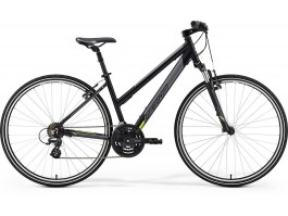Dviratis Merida CROSSWAY 10-V Lady 2019 matt black