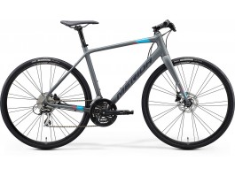 Dviratis Merida SPEEDER 100 2020 matt dark grey