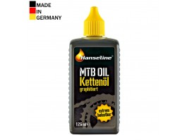 Grandinės tepalas Hanseline MTB OIL with graphite 125ml