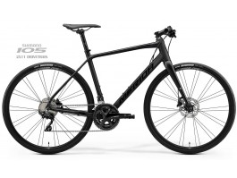 Dviratis Merida SPEEDER 400 2020 matt black