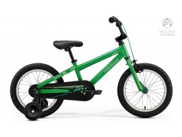 Dviratis Merida MATTS J.16 2020 matt flashy green