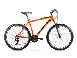 Dviratis Romet Rambler R6.0 2019 orange-black
