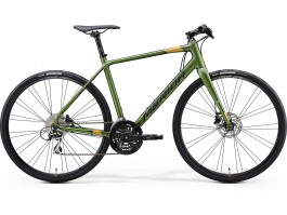 Dviratis Merida SPEEDER 100 2020 matt fog green