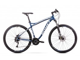 "Dviratis Romet Rambler Fit 29"" 2019 blue-white"