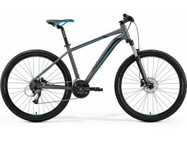 Dviratis Merida BIG.SEVEN 40-D 2019 matt dark silver