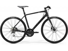 Dviratis Merida SPEEDER 100 2020 matt black