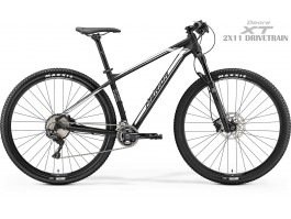 Dviratis Merida BIG.NINE XT Edition 2019 matt black