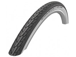 "Padanga 28"" Schwalbe Road Cruiser HS 484, Active Wired 47-622 Whitewall"