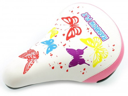 Balnelis Azimut KIDS Butterfly 230x155mm white-pink (1036)